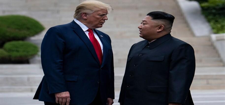 Kuzey Kore'den Trump'a: Pervasız ve dengesiz yaşlı adam