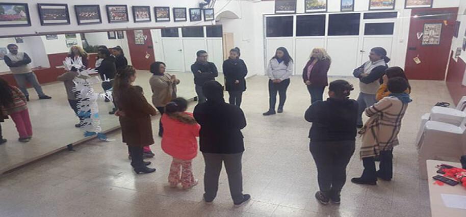 """""""Kıbrıs'ta Kadın Hareketi"""" semineri Alayköy'de gerçekleştirildi"""