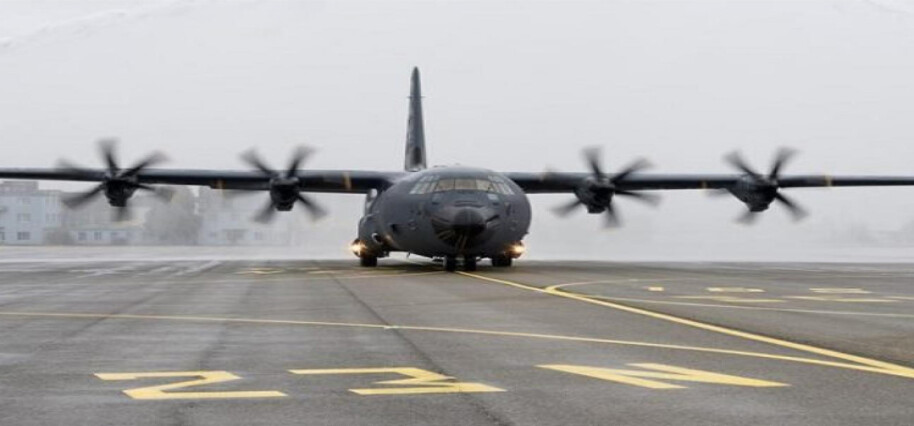 Şili'ye ait askeri uçak kayboldu