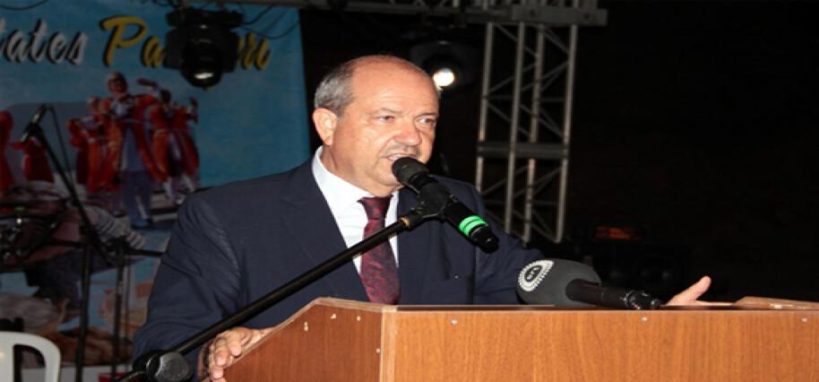 """Başbakan Tatar: """"Karpaz'ı daha üretken yapıya döndürmek için çalışıyoruz"""""""