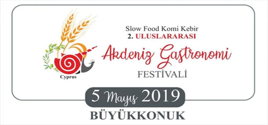 Büyükkonuk'ta Akdeniz Gastronomi Festivali düzenleniyor