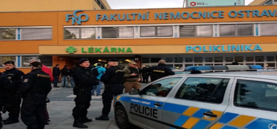 Çekya'da hastaneye silahlı saldırı: 6 kişi hayatını kaybetti