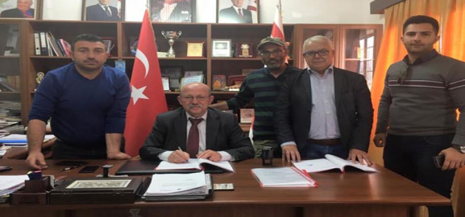 DEV-İŞ ile Serdarlı Belediyesi arasında toplu iş sözleşmesi imzalandı