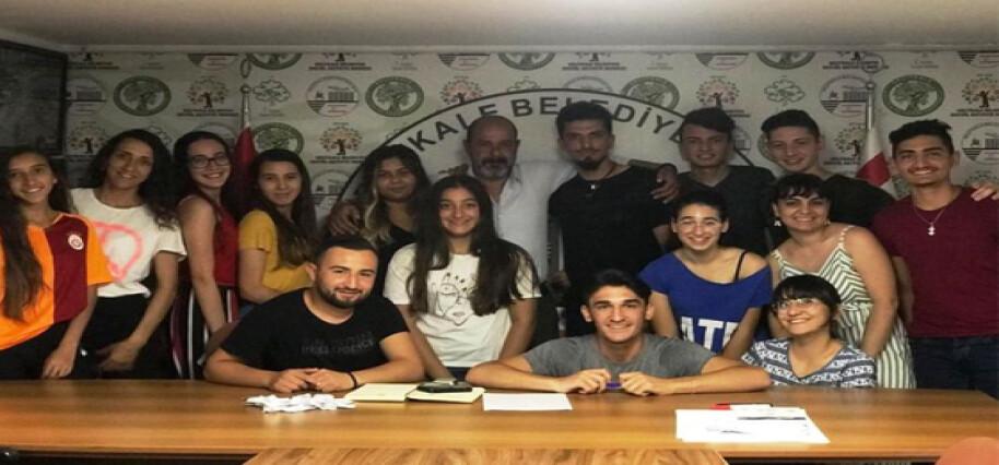 Geçitkale Belediyesi 'Gençlik Meclisi' kuruldu