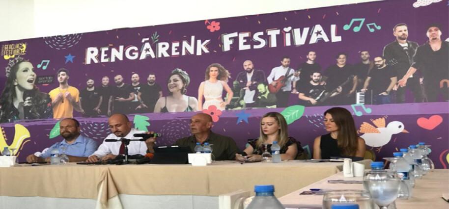 """Gönyeli Belediyesi'nden Gençlik Festivali: """"Rengarenk Festival"""""""