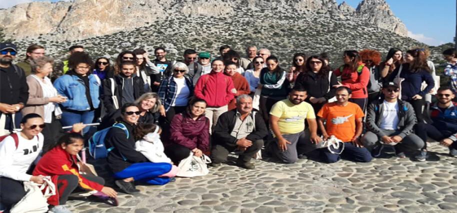 İki toplumlu ağ kurma etkinlikleri gerçekleştirildi