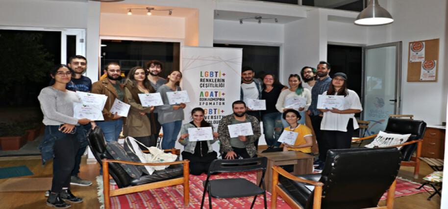 Kuir Kıbrıs Derneği, Savunuculuk Eğitimi gerçekleştirdi