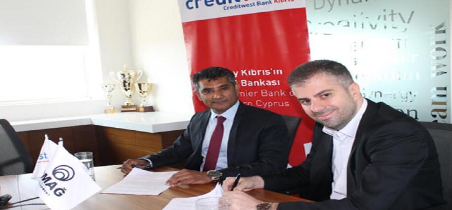 OMAĞ Intense, Creditwest Bank'ın yatırım finansman garantörlüğü ile gerçekleşiyor