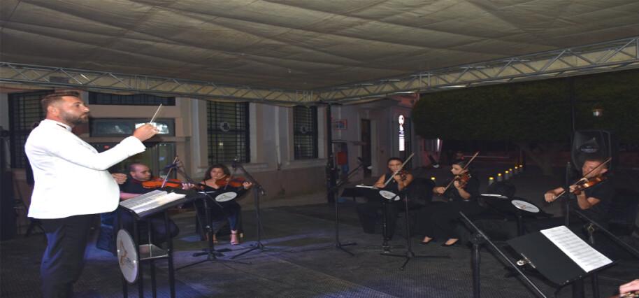 Girne Belediyesi Oda Orkestrası konseri 10 Aralık'ta