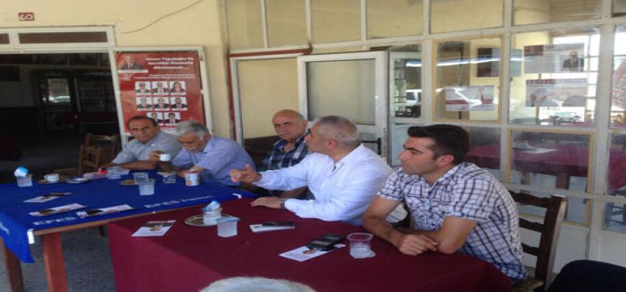 """Topaloğlu: """"Paşaköy Belediyesi'nde şeffaf yönetim prensibi hakim olacak"""""""