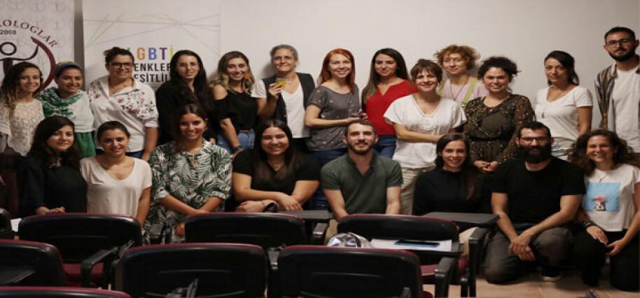 Psikologlara yönelik LGBTİ+ farkındalık eğitimleri tamamlandı