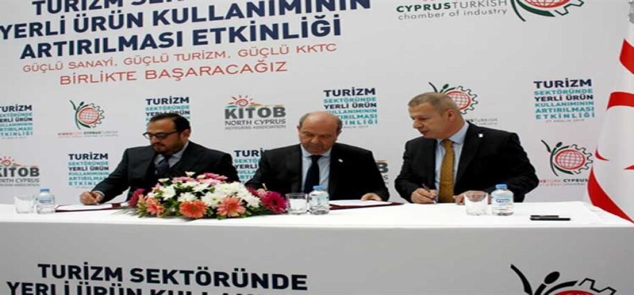 KITOB ile KTSO turizm sektöründe yerel ürün kullanımını artırmak amacıyla işbirliği protokolü imzaladı