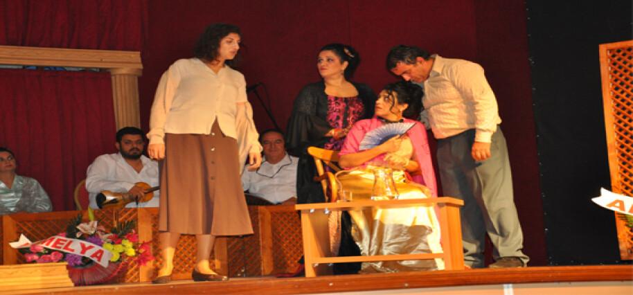 16. Güzelyurt Tiyatro Günleri başladı