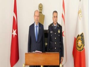 Başbakan Tatar, Polis Genel Müdürlüğü'nü ziyaret etti