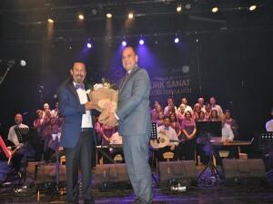 Altın Kalpler Korosu'ndan Türk Sanat Müzüği konseri