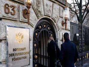 Almanya ile Rusya arasında 'diplomat' krizi