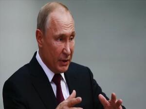 Putin: ABD uzay alanını askeri eylemlerin yapılacağı tiyatro gibi görüyor