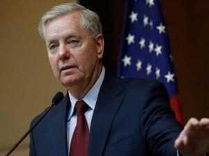 """ABD'li senatör Graham: """"Azil süreci Senato'ya gelir gelmez hızlıca son bulacak"""""""