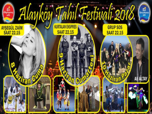 Alayköy Tahıl Festivali Cuma günü başlıyor