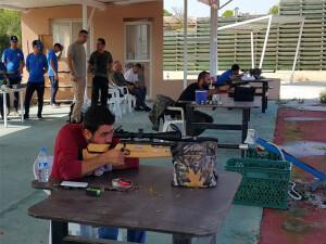 2019 Havalı Silahlar Bench Rest Cumhuriyet Kupası Polis Genel Müdürlüğü'nün