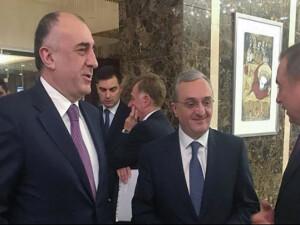 Azerbaycan ile Ermenistan 'Dağlık Karabağ' sorununu görüştü