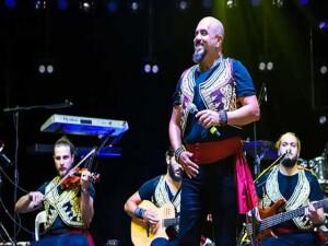 Beyarmudu Belediyesi 9. Patates Kültür Sanat Festivali'nde Kurtalan Ekspres rüzgarı esti
