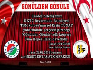 Beyarmudu Belediyesi Türk Sanat Müziği Korosu, Antalya'da konser verecek