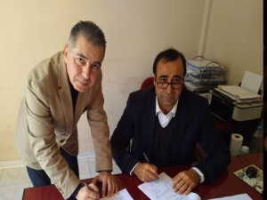 Büro-İş'ten İnönün Belediyesi'nde toplu iş sözleşmesi