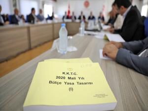 2020 Mali Yılı Bütçe Yasa Tasarısı, 9 Aralık'ta Meclis'te görüşülmeye başlanacak