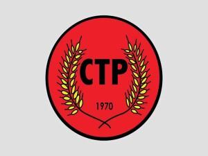 """CTP: """"İhtiyacımız kalıcı barış ve istikrardır"""""""