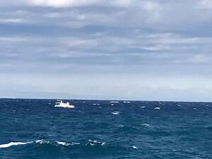 Arkadaşını kurtarmak için denize atladı: Arama kurtarma çalışmaları sürüyor