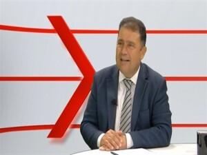 """UBP Genel Sekreteri Saner: """"Anlaşma olmuyorsa iki devlet olur"""""""