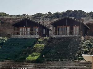 Esentepe'de 'Sahil Düzenleme' ve 'Halk Plajı Sosyal Tesisleri' projesi tamamlandı