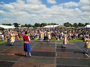 İngiltere'de düzenlenen 4. Kıbrıs Türk Kültür Festivali, 28 Haziran 2020'de