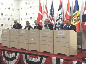 """GAÜ'de """"Şehirlerin Sürdürülebilirliğinde Yükseköğretimin Önemi"""" paneli gerçekleşti"""