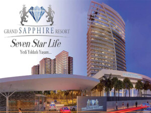 Grand Sapphire emlak piyasasına hayat verdi