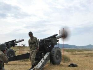 Mevlevi Ağır Silah Atış Alanında topçu atışları yapılacak
