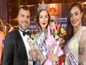 Çin'de Dünya Mankenler Kraliçesi yarışmasında Rusya tacı giydi... KKTC dünya 6'ncısı olarak ilk 10 da yer aldı