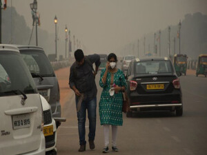 Hindistan'da hava kirliliği 'tehlikeli' seviyede