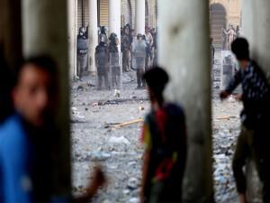 Irak'ta gözler göstericileri öldüren '3'üncü taraf' üzerinde