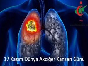 KTTB, Akciğer kanseriyle ilgili bilgilendirme yaptı