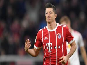 Lewandowski'nin gözü Müller'in rekorlarında