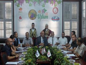 Mehmetçik Üzüm Festivali 3 Ağustos'ta başlıyor