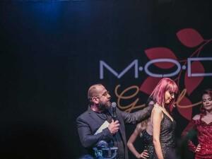 Dünyanın prestijli kuaförleri Modda Gala'da buluştu