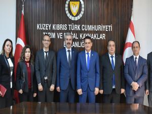 TAGEM ve Tarımsal Araştırma Enstitüsü iş birliği geliştirilecek