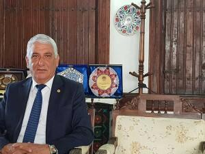 Özçınar, TC Lefkoşa Büyükelçisi Başçeri'nin babasının vefatı nedeniyle başsağlığı mesajı yayımladı