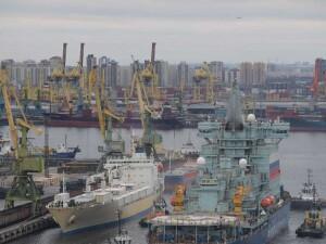 Rus buzkıran gemisi Arktika, sürüş testlerinin ilk etabını başarıyla tamamladı