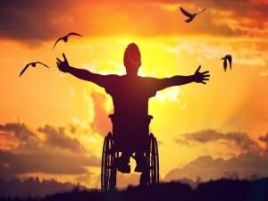 3 Aralık Dünya Engelliler Günü dolayısıyla Lefkoşa'da kortej