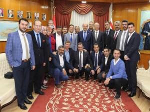 """Tatar: """"Türkiye ile Libya arasında imzalanan mutabakat Akdeniz'de yeni bir haritaya sebebiyet verdi"""""""