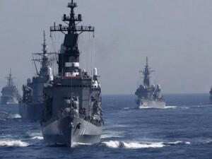 Güney Kıbrıs - Fransa - İtalya ortak tatbikat gerçekleştirdi